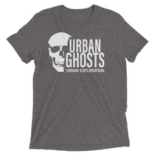 Urban Ghosts White Logo Tee - Unisex (10 Colors)