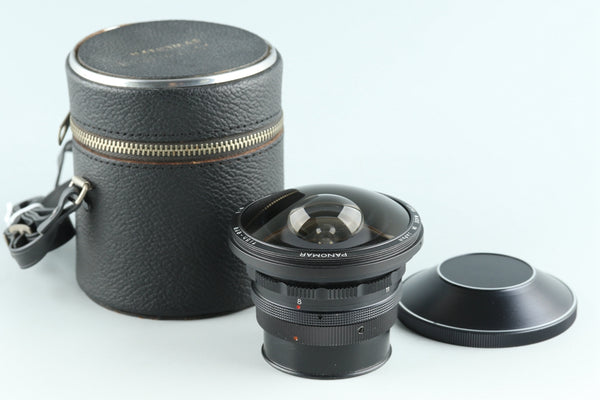 Panomar Fish-eye 12mm F/8 Lens for Nikon F #26371F5