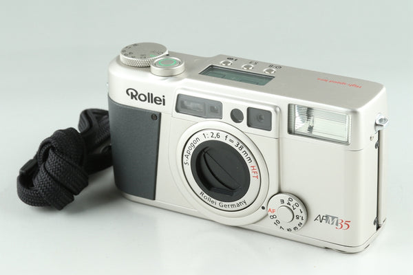 Rollei AF M 35 35mm Point & Shoot Film Camera #24742D1