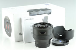 Zeiss Batis Distagon T* 25mm F/2 Lens for Sony E With Box #25087