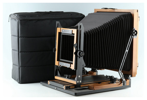*NEW* Chamonix 810 WWA-V 8x10 Large Format Camera