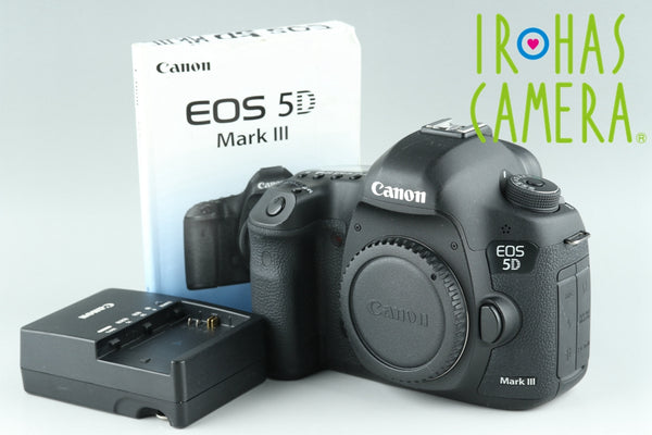Canon EOS 5D Mark III Digital SLR Camera #18668 G4