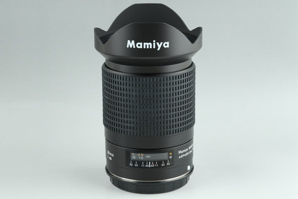Mamiya AF 28mm F/4.5 D Aspherical Lens for Mamiya 645AF With Box #17860G3