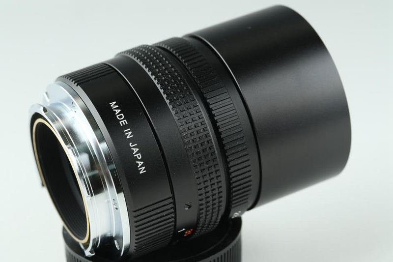 Konica M-Hexanon 90mm F/2.8 Lens for Leica M #18755 F4
