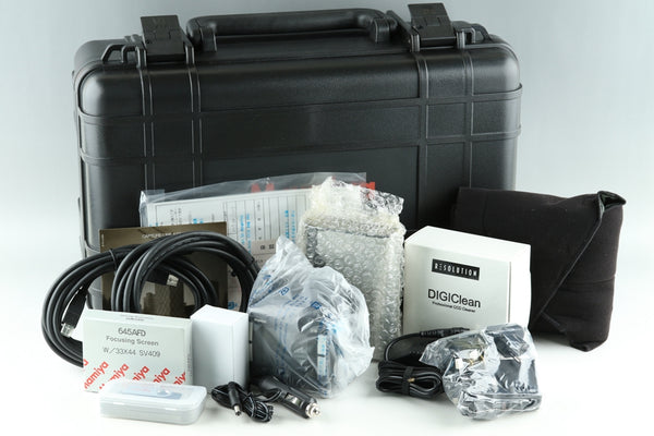 Mamiya M-Series M18 Digital Back With Box #18233#8/30