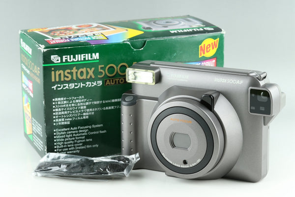 Fujifilm instax 500AF Instant Film Camera With Box #23004