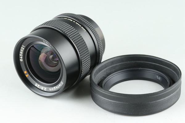 Contax Carl Zeiss Distagon T* 25mm F/2.8 AEG Lens for CY Mount #25817C3