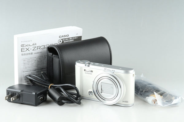Casio Exilim EX-ZR3200 Digital Camera #25852D2