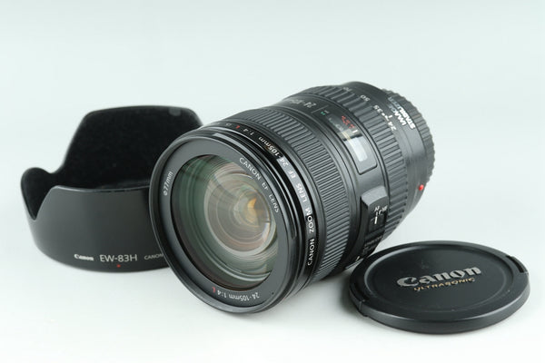 Canon EF 24-105mm F/4 L IS USM Lens #22212H2