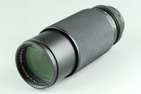 Contax Carl Zeiss Vario-Sonnar T* 80-200mm F/4 MMJ Lens for CY Mount #24991A1