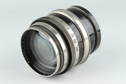 Carl Zeiss Jena Sonnar 85mm F/2 Lens for Contax RF #21186 A3