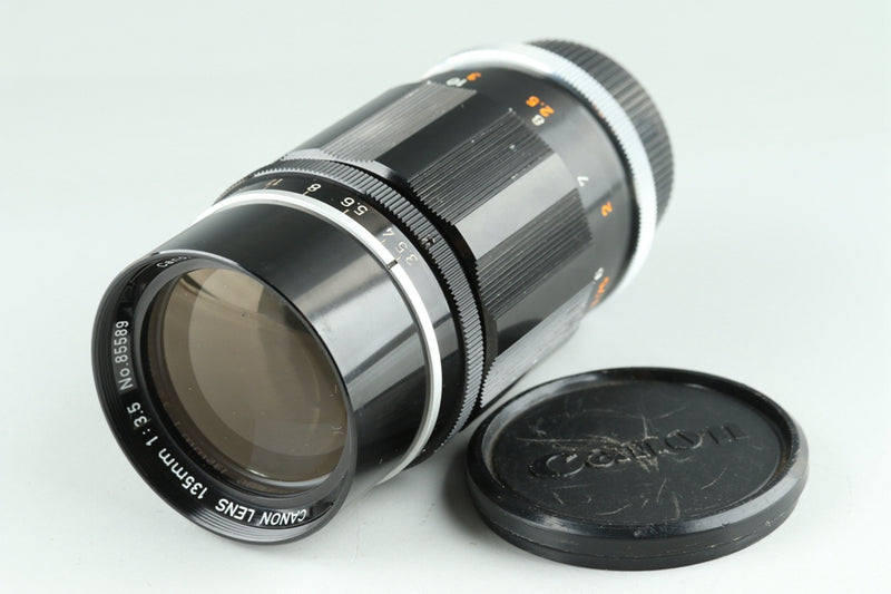 Canon 135mm F/3.5 Lens for Leica L39 #25226F5