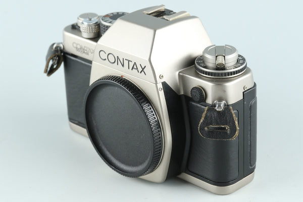 Contax S2 60 Years Model 35mm SLR Film Camera #26633D4