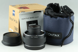 Contax Carl Zeiss Mutar T* 1.4x for Contax 645 With Box #22029F1