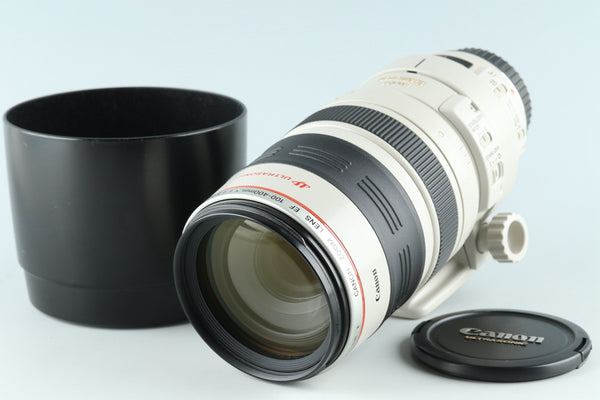 Canon EF 100-400mm F/4.5-5.6 L IS USM Lens #25270F6