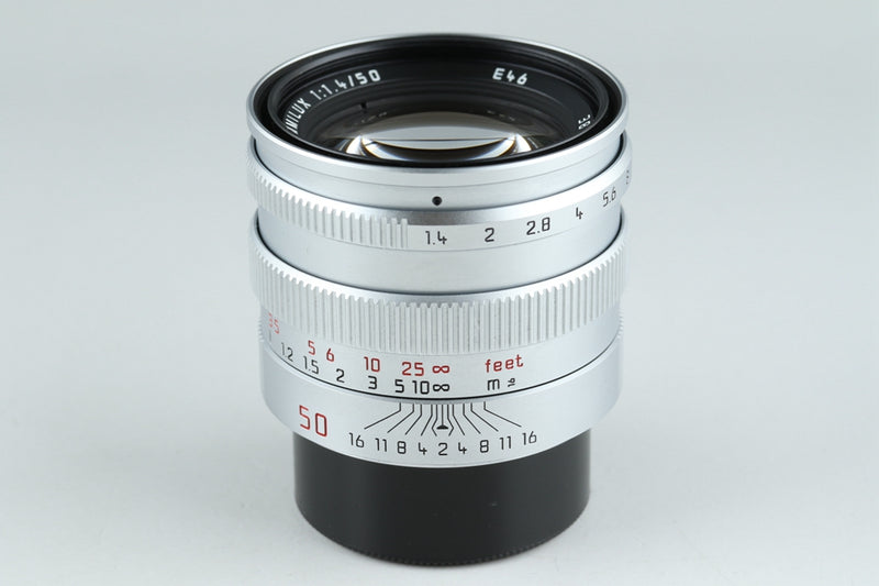 Leica Summilux 50mm F/1.4 E46 Lens for Leica L39 #19644
