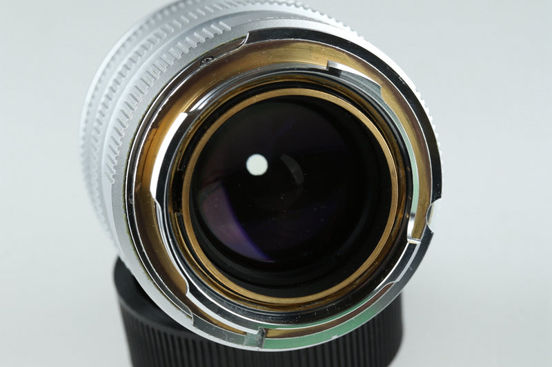 Leica Summilux 50mm F/1.4 E46 Lens for Leica L39 + M Adapter #19854C1