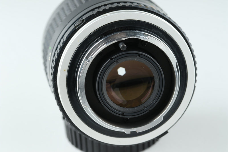 Minolta MC W.Rokkor-HH 35mm F/1.8 Lens for MD #19361F4