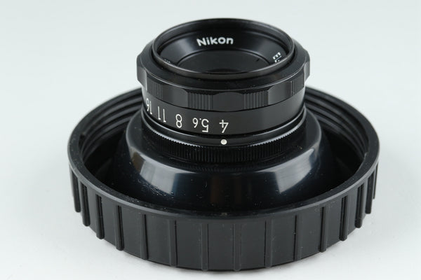 Nikon EL-Nikkor 50mm F/4 Enlarging Lens With Box #19746F2
