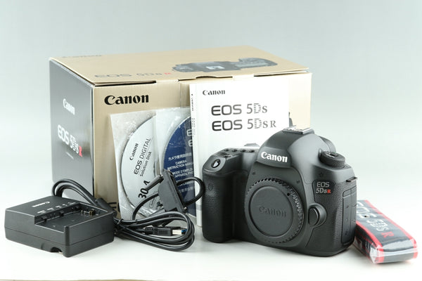 Canon EOS 5Ds R Digital SLR Camera With Box #23977