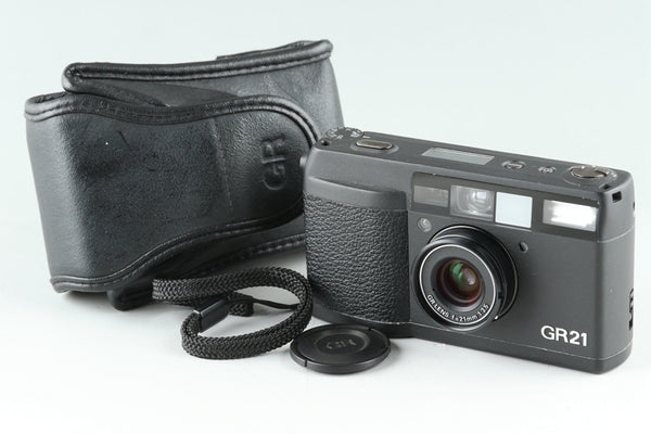 Ricoh GR21 35mm Point & Shoot Film Camera #25668D3