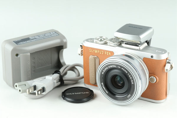 Olympus PEN E-PL8 Digital Camera + 14-42mm F/3.5-5.6 Lens #22591 E3