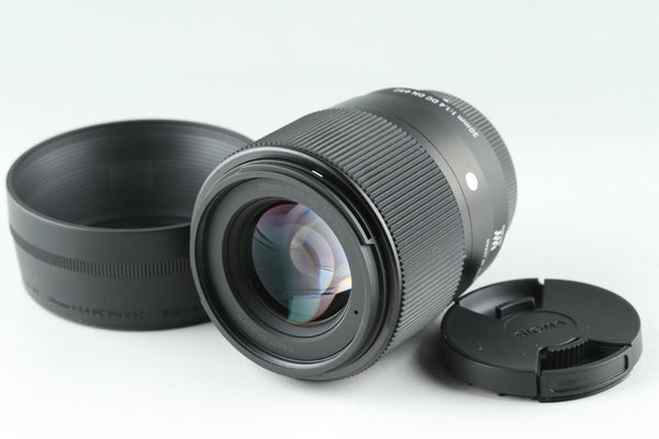 Sigma C 30mm F/1.4 DC DN Lens for M4/3 #26015F4