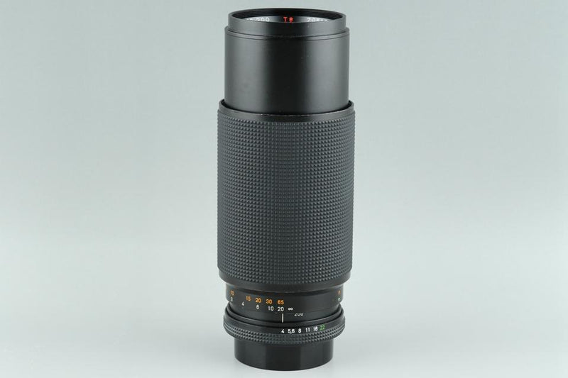 Contax Carl Zeiss Vario-Sonnar T* 80-200mm F/4 MMJ Lens for CY #18194#8/24