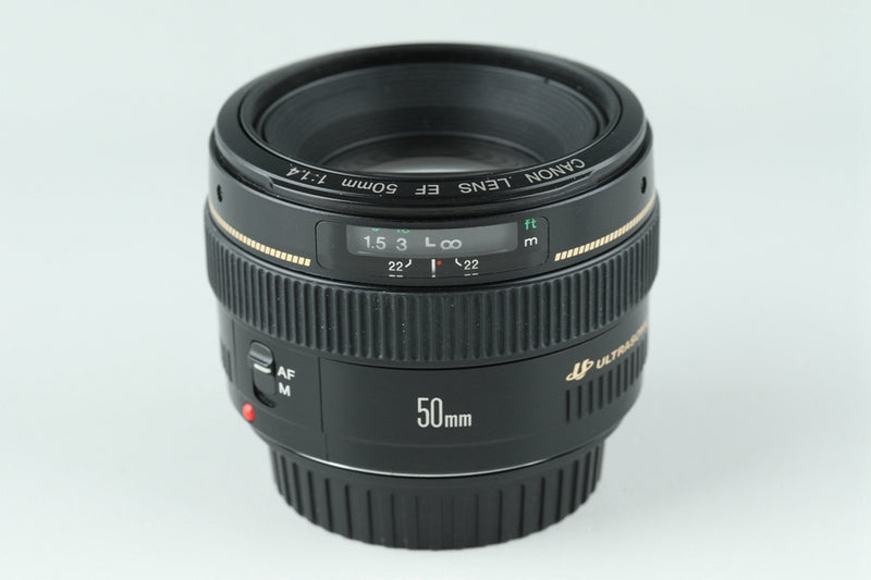 Canon EF 50mm F/1.4 Lens #19008F5