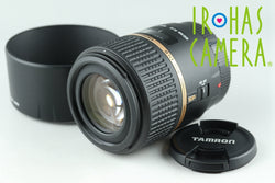 Tamron SP 60mm F/2 Di II G005 Lens for Sony AF #19037#10/25
