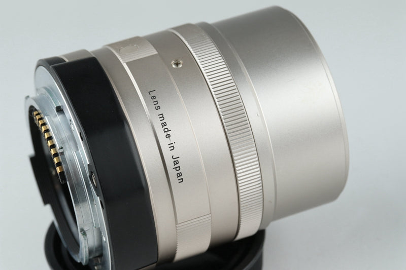 Contax Carl Zeiss Sonnar T* 90mm F/2.8 Lens for G1/G2 #19152C1