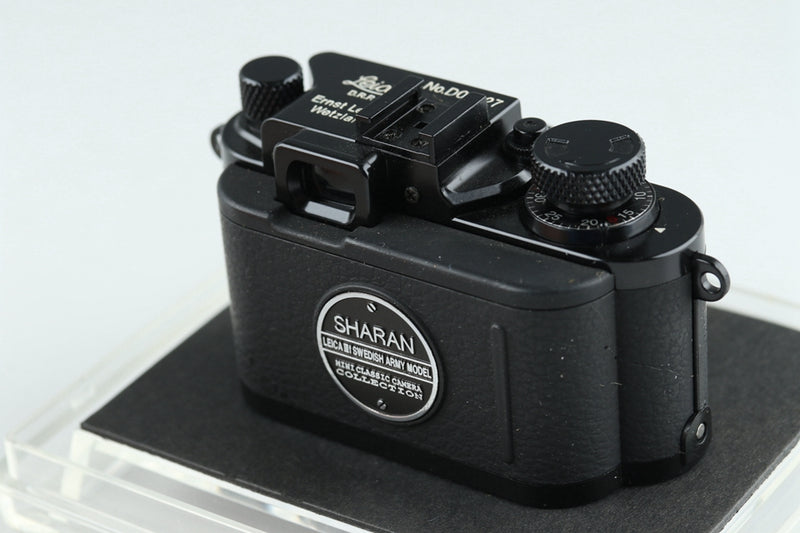 Sharan Leica IIIf Model Mini Classic Camera Collection With Box #19313F2