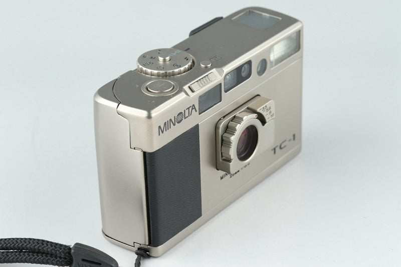 Minolta TC-1 35mm Point & Shoot Film Camera #19593D1