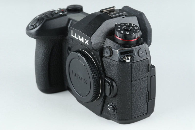 Panasonic Lumix DC-G9 Mirrorless Digital Camera #20075 D2