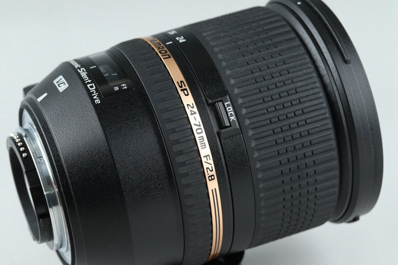 Tamron SP 24-70mm F/2.8 Di VC USD Lens for Nikon #20134F5