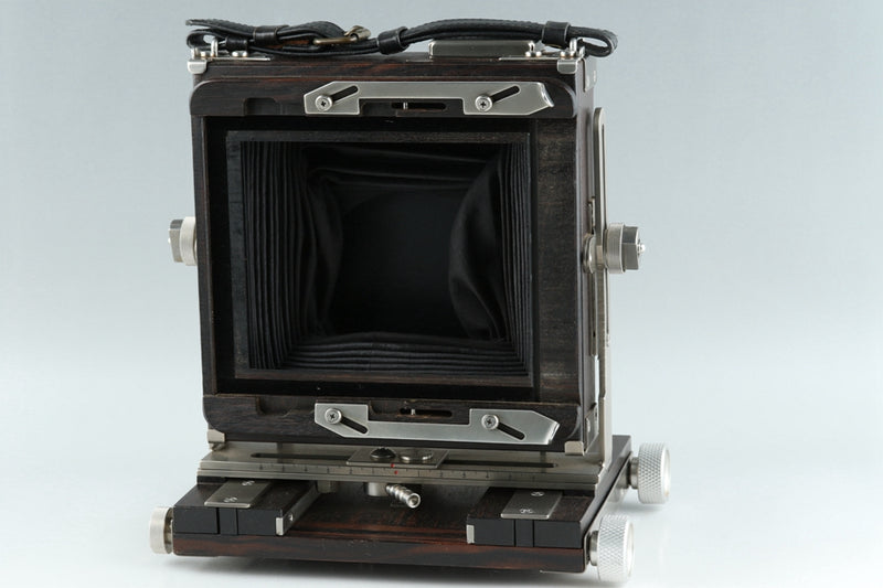 Ebony 4x5 Special Large Format Film Camera #20372