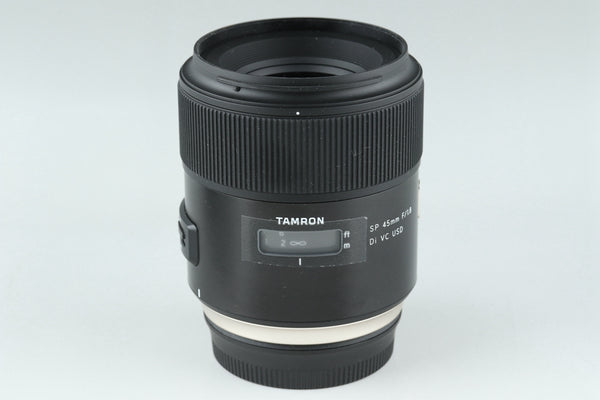 Tamron SP 45mm F/1.8 Di VC USD Lens for Canon #20391G1
