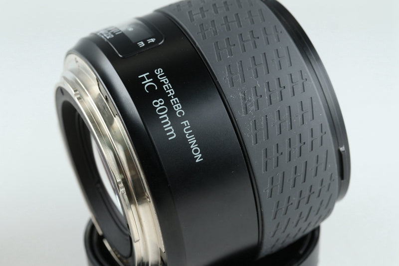 Fujifilm Hasselblad Super-EBC Fujinon 80mm F/2.8 HC Lens for GX645/H1/H2 #20438G1