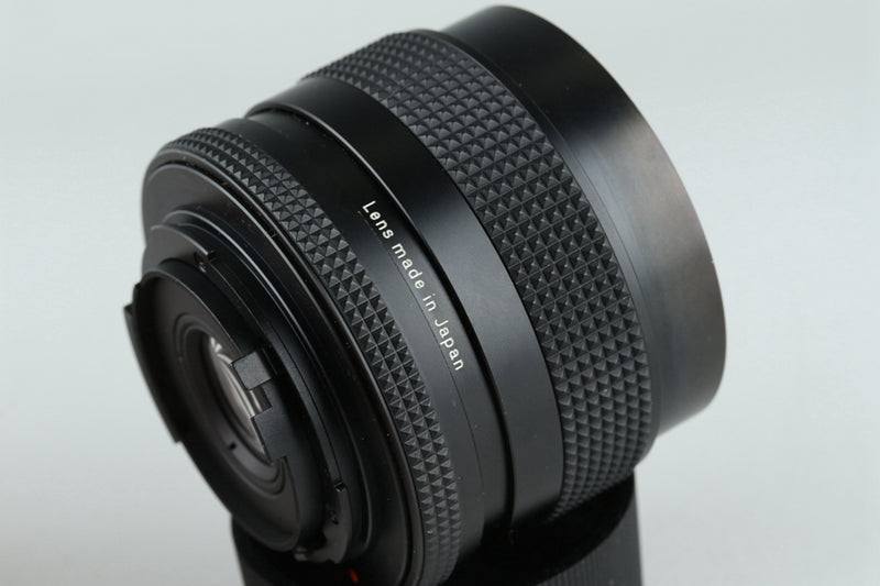 Contax Carl Zeiss Distagon T* 35mm F/2.8 AEJ Lens for CY Mount #20594A2