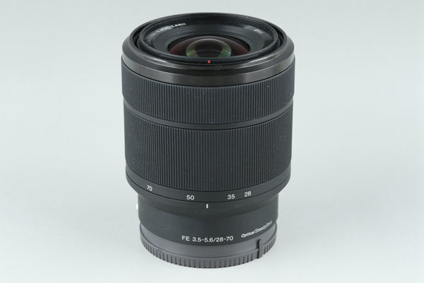 Sony FE 28-70mm F/3.5-5.6 OSS Lens for Sony E #20624 F4