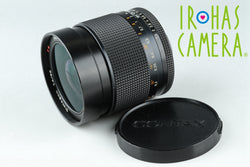 Contax Carl Zeiss Distagon T* 35mm F/1.4 AEG Lens for CY Mount #20673A2