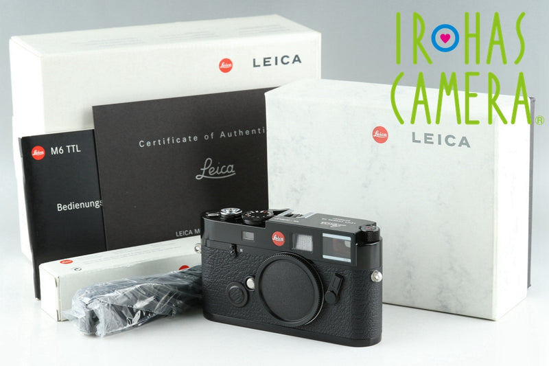 Leica M6 TTL 0.85 Dragon 2000 35mm Rangefinder Film Camera With Box #20888