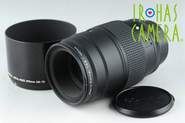 Contax Carl Zeiss Makro-Sonnar T* 100mm F/2.8 Lens for Contax N #20912G4