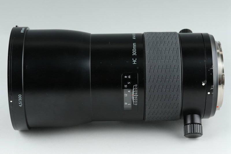 Hasselblad HC 300mm F/4.5 Lens for Hasselblad H *Shutter Count 583* #20923G4