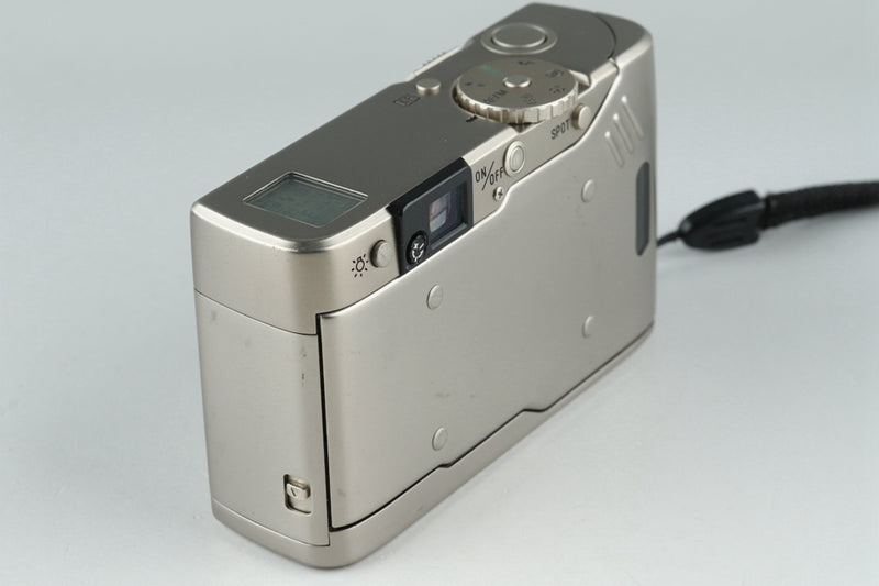Minolta TC-1 35mm Point & Shoot Film Camera #20980D1