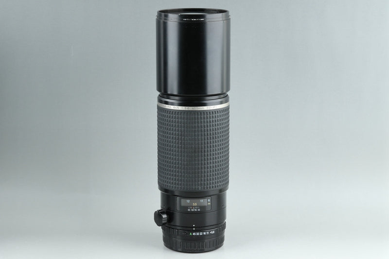 SMC Pentax-FA 645 400mm F/5.6 ED IF Lens for Pentax 645 #21026G4