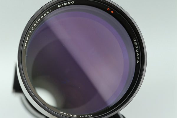 Hasselblad Carl Zeiss Tele-Apotessar T* 500mm F/8 CF Lens #21146