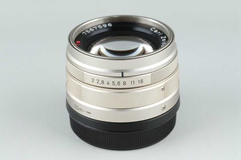 Contax Carl Zeiss Planar T* 45mm F/2 Lens for G1/G2 #21169A1