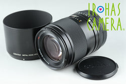 Contax Carl Zeiss Sonnar T* 140mm F/2.8 Lens for Contax 645 #21356F5