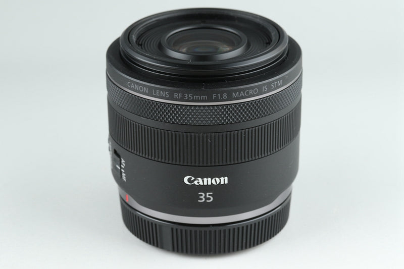 Canon RF 35mm F/1.8 Macro IS STM Lens With Box #21507